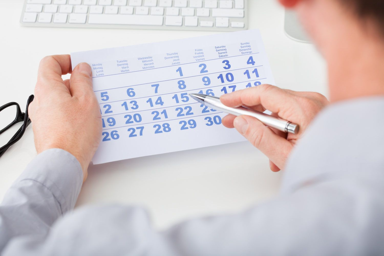 Dates des conseils municipaux