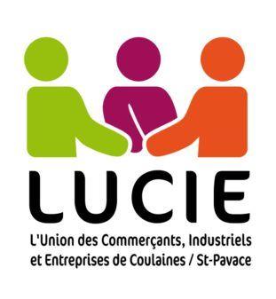 logo de L'Union des Commerçants, Industriels et Entreprises de Coulaines / St Pavace