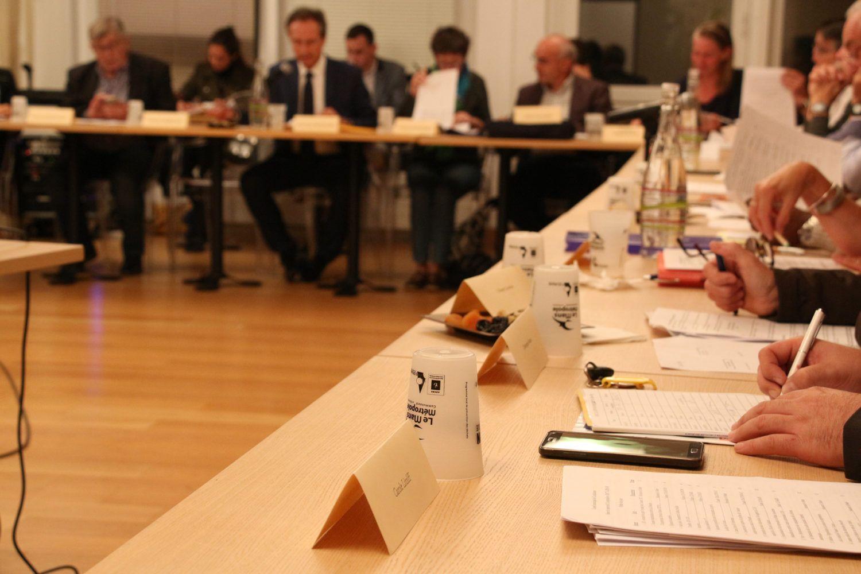 Les compte-rendus des séances du conseil municipal