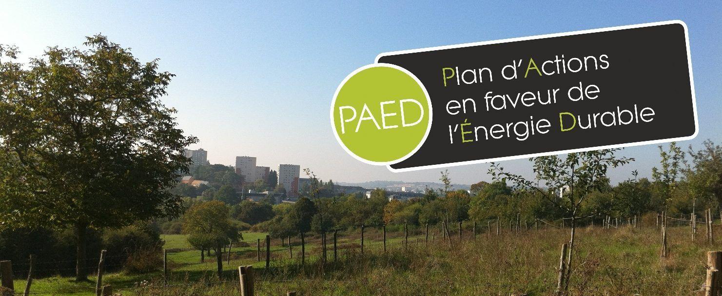 Plan d'actions en faveur de l'énergie durable Coulaines