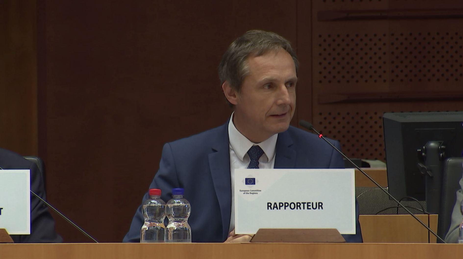 Christophe Rouillon_Commission Européenne